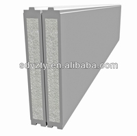 energy-saving new design composite sandwich partition board/panel equipment