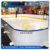 Super durable plastic UHMWPE synthetic ice skating rink China factory