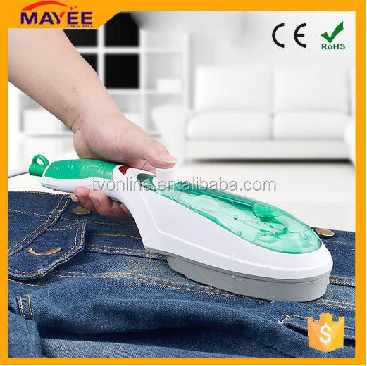 800w ABS hand-operated iron steam brush with hold