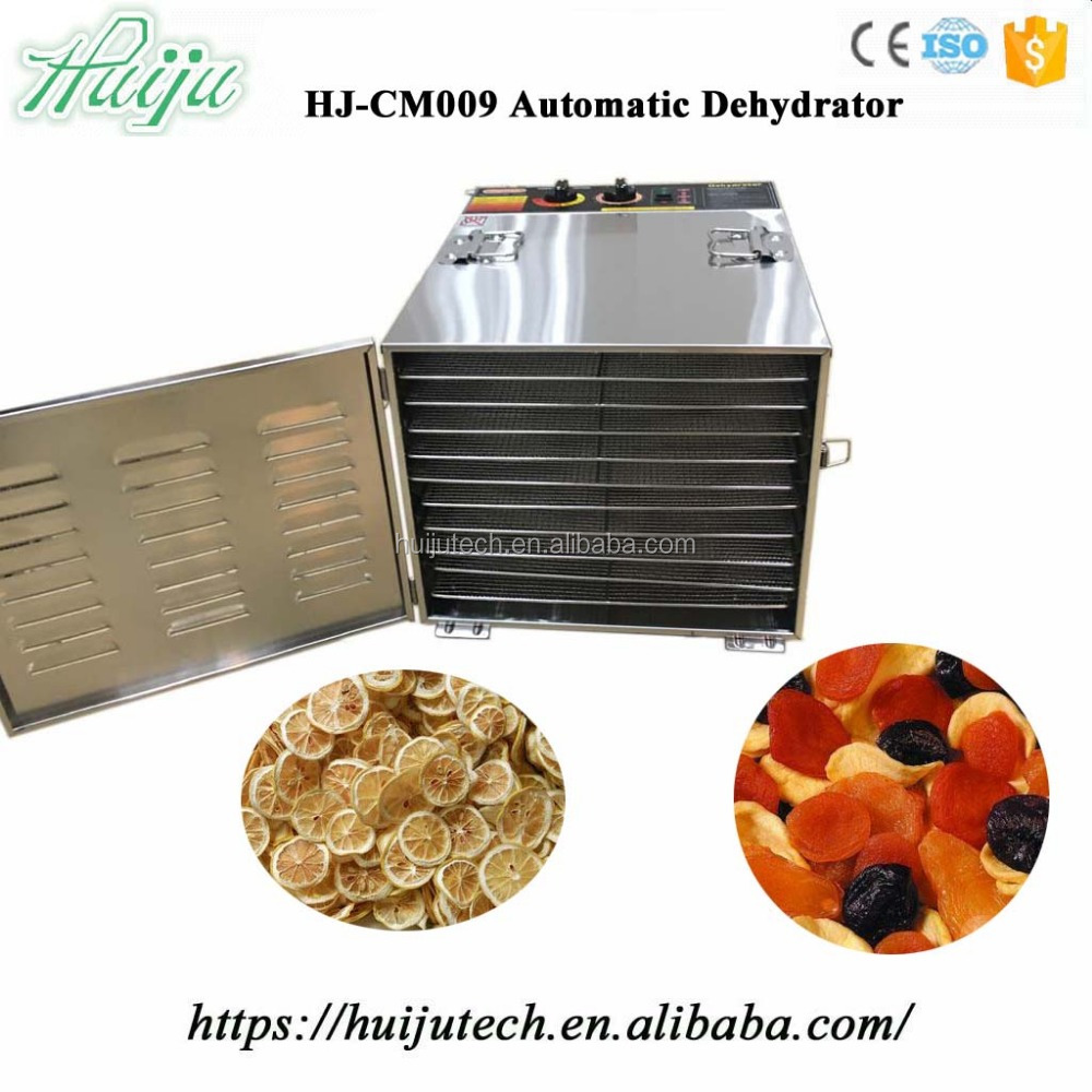Cheaper price fruit dehydrator HJ-CM009 deliver to your home
