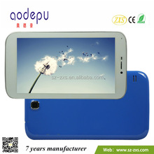 "ZXS-S4 7"" Top Tablet, Allwinner A23 Dual Core Dual Camera Android4.2 MID China Tablet PC for Bulk"