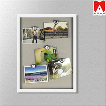 Contemporary wall art Graduation Car picture frame wholesale clips Diy Family photo frame
