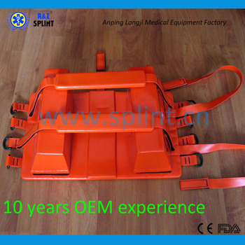 Emergency Head blocks /Head immobiliser/Head immobilizer