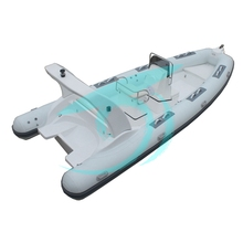 Inflatable Fiberglass RIB Boat with CE