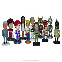 Disney Audited resin factory professional bobbleheads,custom bobble heads