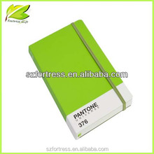 Professional factory customized cheap hardcover paper notebook