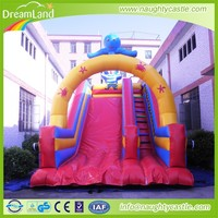 Commercial Inflatable Kids Toys Bouncy Slide for Bithday Party