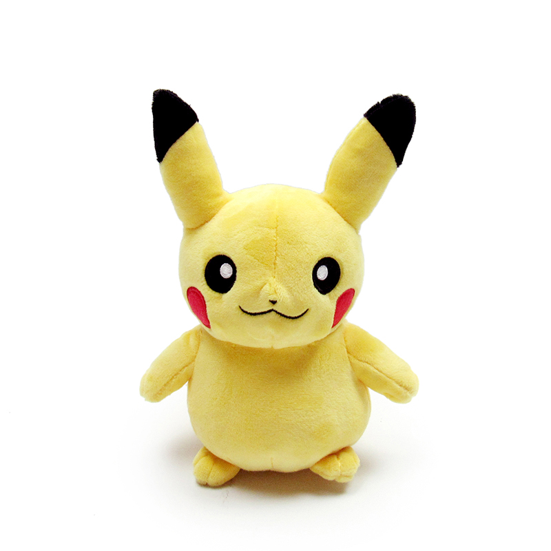 Hot sale high quality kawii stuffed soft pikachu <strong>plush</strong>