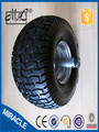 exectly high quality wheelbarrow pneumatic rubber wheels 5.00-6