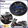 BJ-EPC-YA001 Chinese Motorcycle Parts CNC Aluminum Engine Protective Cover For Yamaha T-max
