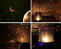 New LED Star Master Night Light Good gift Star Master Project LED light 3V 3xAA Battery Project Lamp