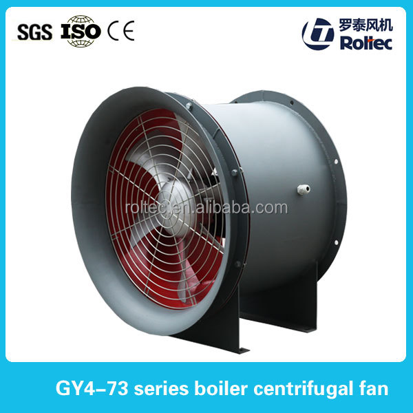 DC circulate wall ventilation fan inline blower with aluminum/ GFRP impeller