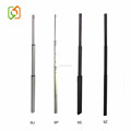 adjustable pull rod, telescopic handle part, retractable aluminum tube