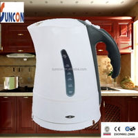 Electric Plastic 360degree Rotation Cordless Kettle