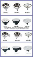 basket strainer,stainless steel strainer,plastic sink strainer