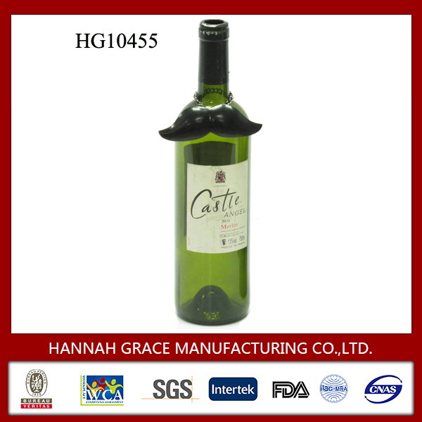 European Art Design Modern Style Wine Bottle Decoration Crafts