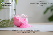 various colorful beautiful rainbow wholesale bulk glitter powder kg factoryG5204 pink
