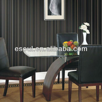 Fashion design wallpaper used in office room and engineering decoration