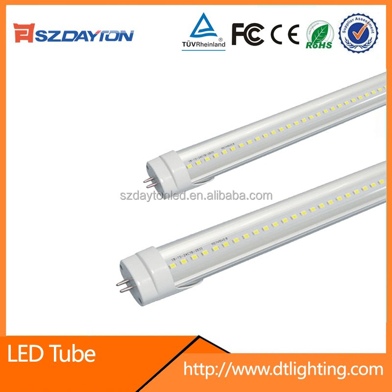 2016 Factory best price good quality high lumens 120cm 18W 37w boys 18 tubes