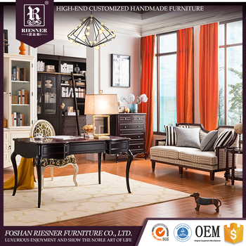 Customizable American Post Modern Home Furniture set office furniture set , soild wood furniture set