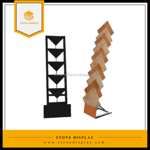 Simple Stone/Tile/Quarte/Ceramic/Marble/Slab Display Rack for show room/exhibition