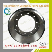 JY35FS3-01075 High quality Fang Shengqiao Higer bus KLQ6125 front brake drum/hub