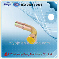 hose barb fittings/hydraulic hose press