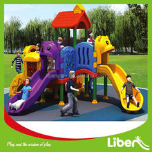 China GS Certificate Kindergarden Used Kids Outdoor Playground Equipment for Sale