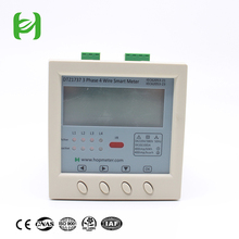 High frequency ce high quality 80*65mm panel meter with SGS certificate