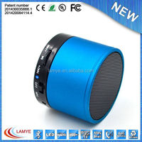 2015 High Quality Products Bluetooth Outdoor Speaker , Manual Portable Mini Speaker Alibaba Gold Suppliers