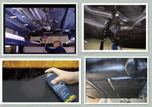 Eco-friendly Rubberized Undercoating Aerosol Spray/Car Care Products