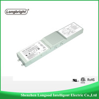 Constant current 0-10v dimmable led driver emergency UL listed LED power supply dimmable led emergency driver LED power supply