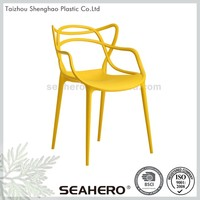 European Country Style Furniture Wholesale Plastic Chairs