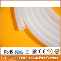 Silicone Straight Hose With Industrial Grade And Food Grade Ultra-Pure And Chemical Resistant Hoses Tubing