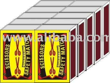 Safety Matches (Regular size)