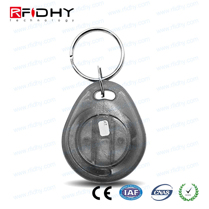 Access Control Water Proof Anti-collision HF 13.56MHz RFID Proximity Key Fob