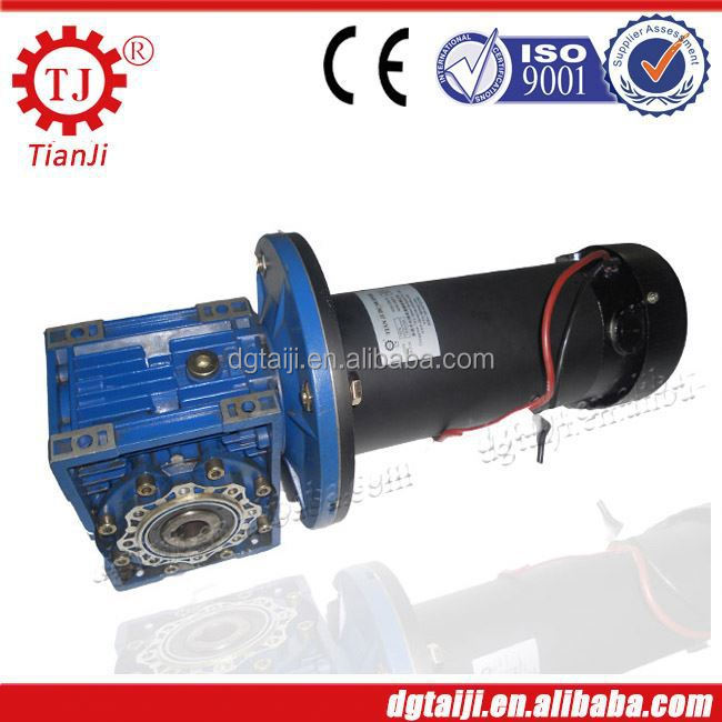 mining machine high torque 24v dc geared motor,dc motor