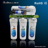 50G RO Water Filter Purifiers Shenzhen Manufacturer 5 Stages With Tank