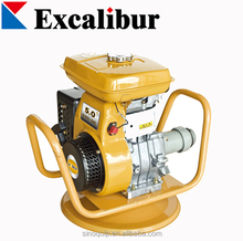 3inch portable flexible shaft / submersible concrete vibrator with robin engine ey20 5hp submersible pump