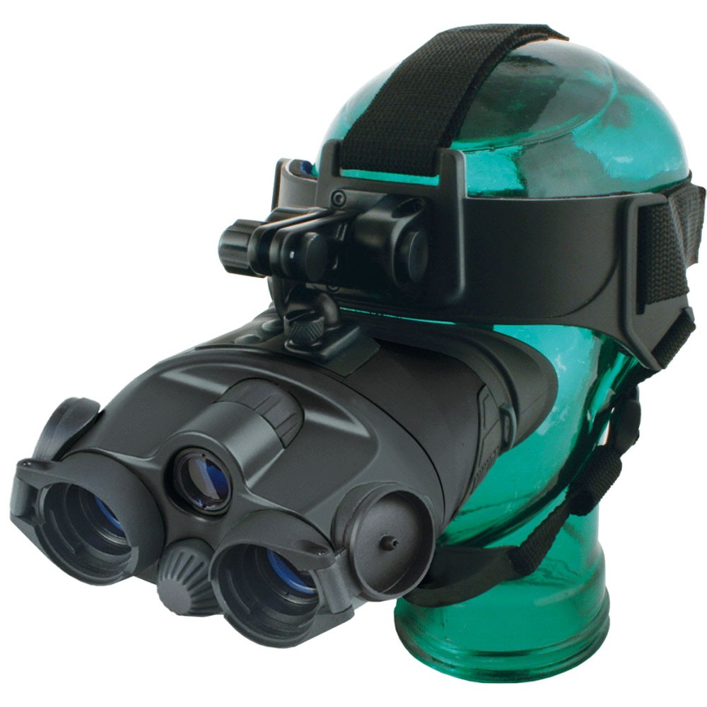 YUKON Tracker 1x24 NVB 25025 Military Hunting Night Vision Goggles And Scope