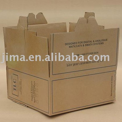 Corrugated Box for Massage Table