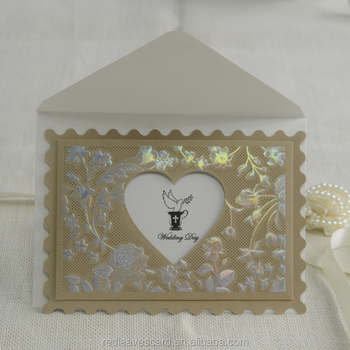 Party favors Classic Personalised Mr And Mrs Wedding invitations home sale