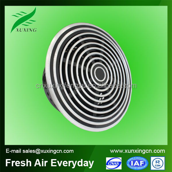 aluminum floor vent diffuser round air conditioning diffuser