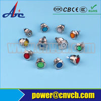 CE Approved 14mm Metal 12v Green