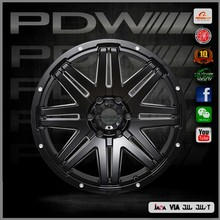 China alloy wheel factory since 1983, PDW brand engineered in Australia 19x8 wheels