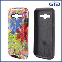 [GGIT] Hot! Spider Series Water Decals TPU+PC Mobile Phone Cases for Samsung