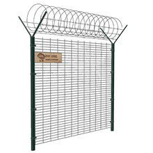 Free sample temporary fencing for dogs welded mesh industrial fence