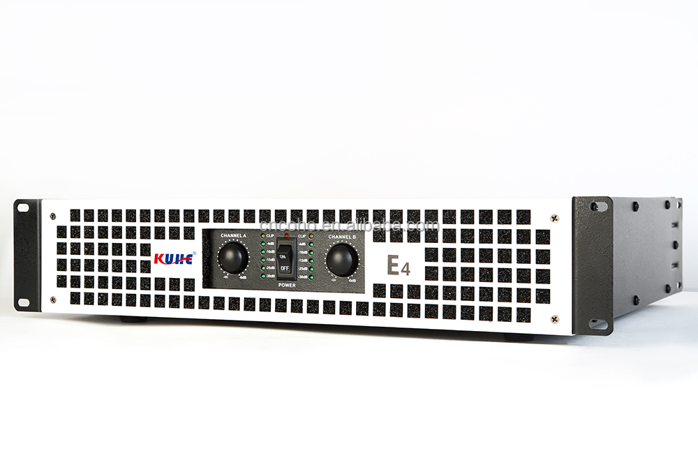 China 1800W Professional Audio Sound Power Amplifier Pioneer Dj equipment