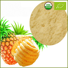 Food Additive Pineapple Fruits Extract Freeze Dried Fruit Powder