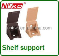 furniture plastic shelf support,cabinet shelf support,shelf support bracket